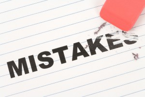 Disability Application Mistakes