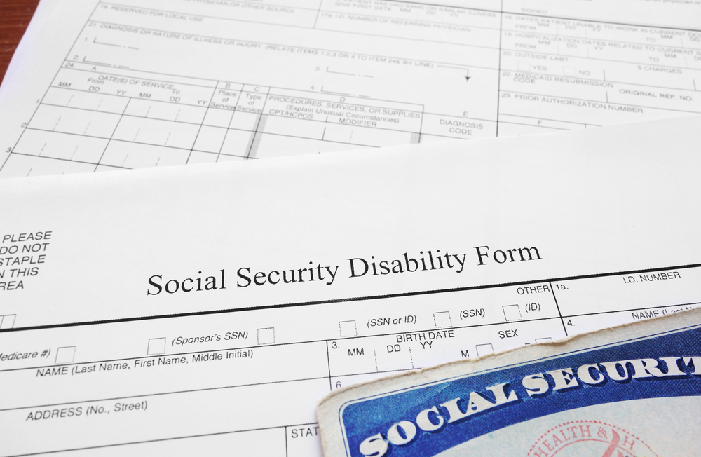 How To Apply For Disability Benefits  Fred London