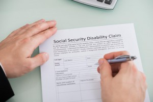 social security disability determination